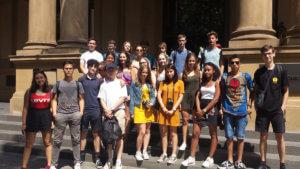 Sortie pédagogique à Francfort le 28 juin 2018- Seconde ES et Seconde L2