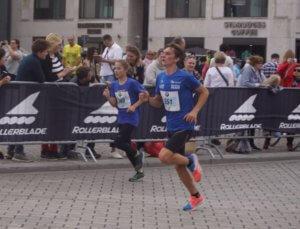 Schüler-Mini-Marathon in Berlin