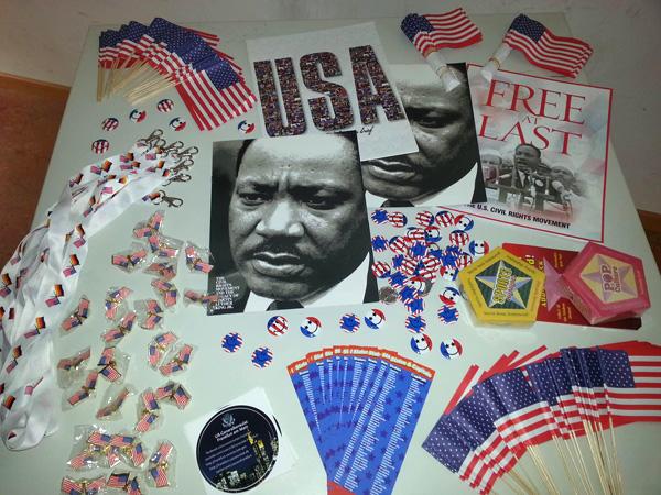 Ausstellung und Vortrag zur amerikanischen Bürgerrechtsbewegung