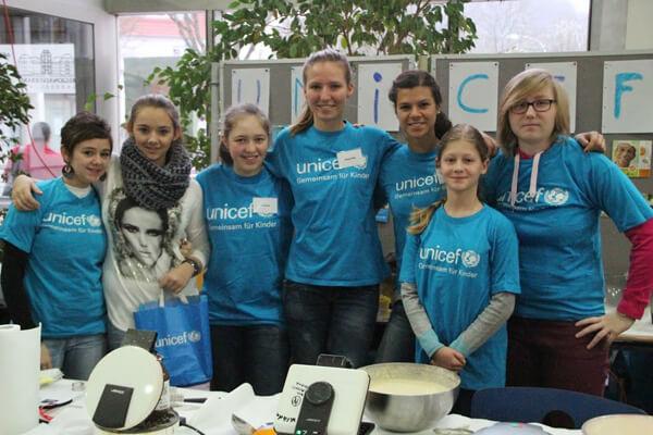 Atelier UNICEF