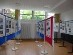 Ausstellung im Mehrzweckraum des DFG