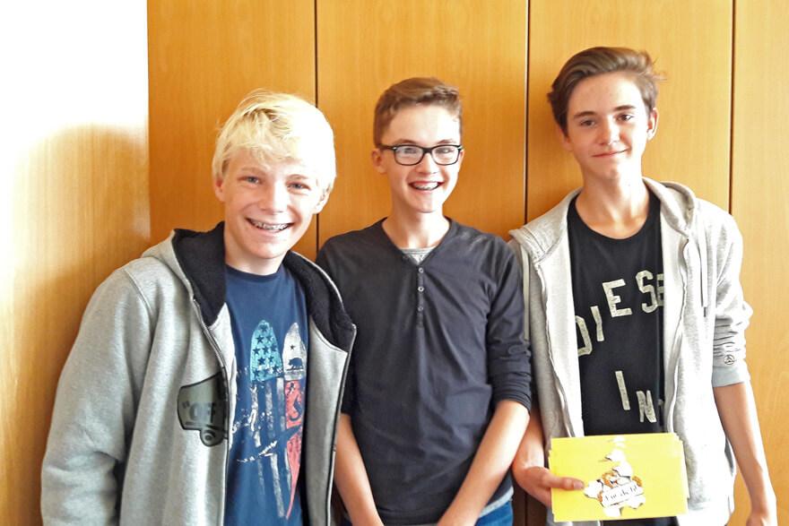 Wertvolles Diebesgut am DFG versteckt! – Clevere Schüler lüften das Geheimnis um geraubte Kunstschätze