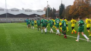Jugend Trainiert für Olympia - Fußball 2018/2019