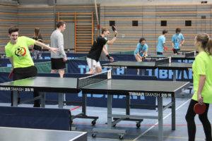 DFG-Olympiade 2018 - Tischtennis