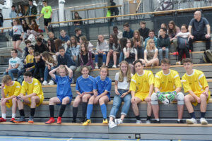 DFG-Olympiade 2018 - Fußball
