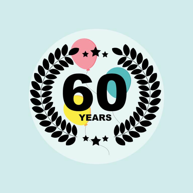En 2021 le LFA fête ses 60 ans