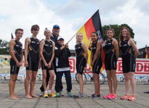 DFG-Team in Berlin
