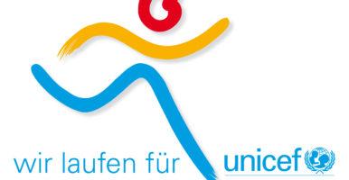 """UNICEF-Spendenlauf 2020 """"Laufen für Kinder in Not"""""""