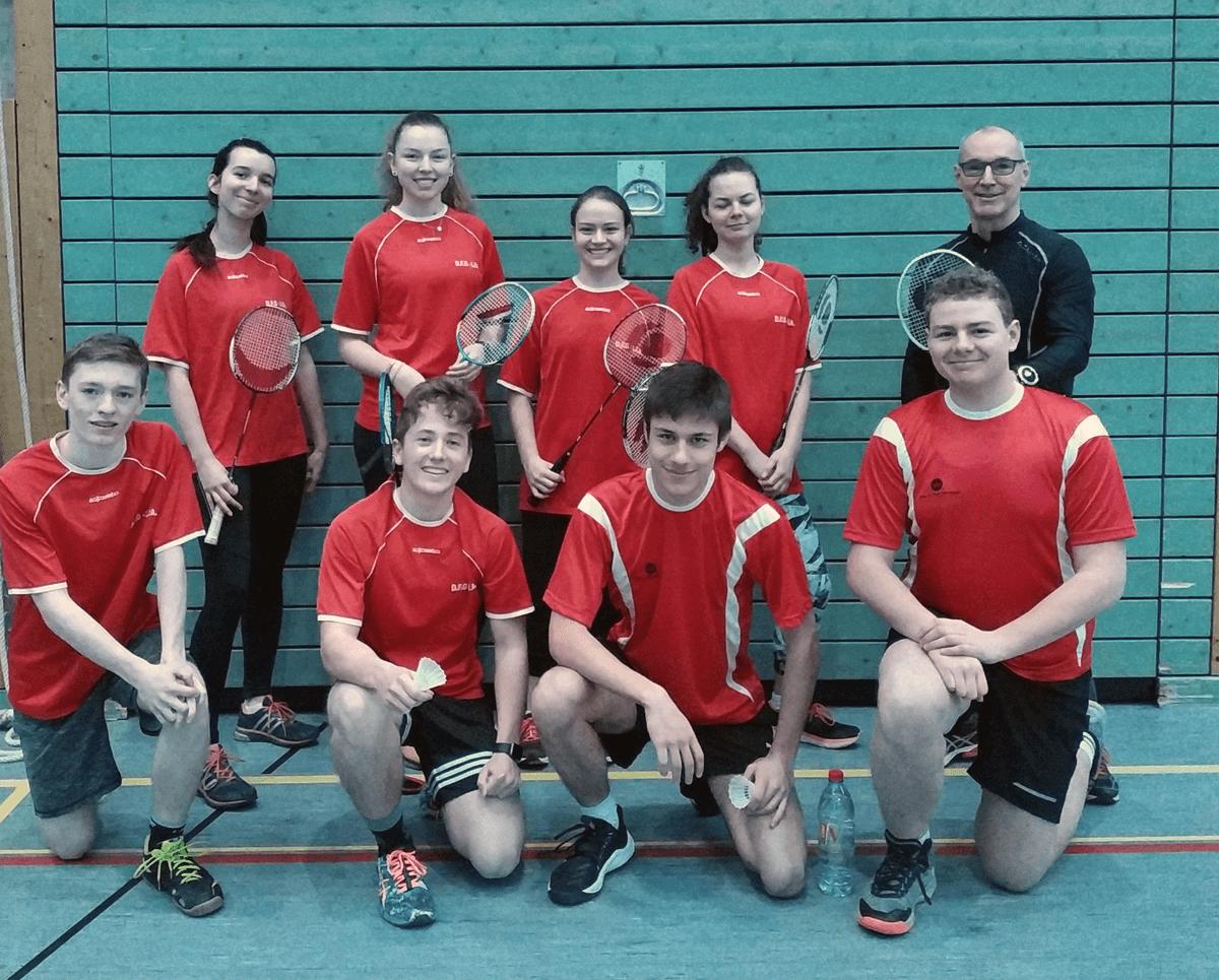 Badminton-Turnier in Wiebelskirchen