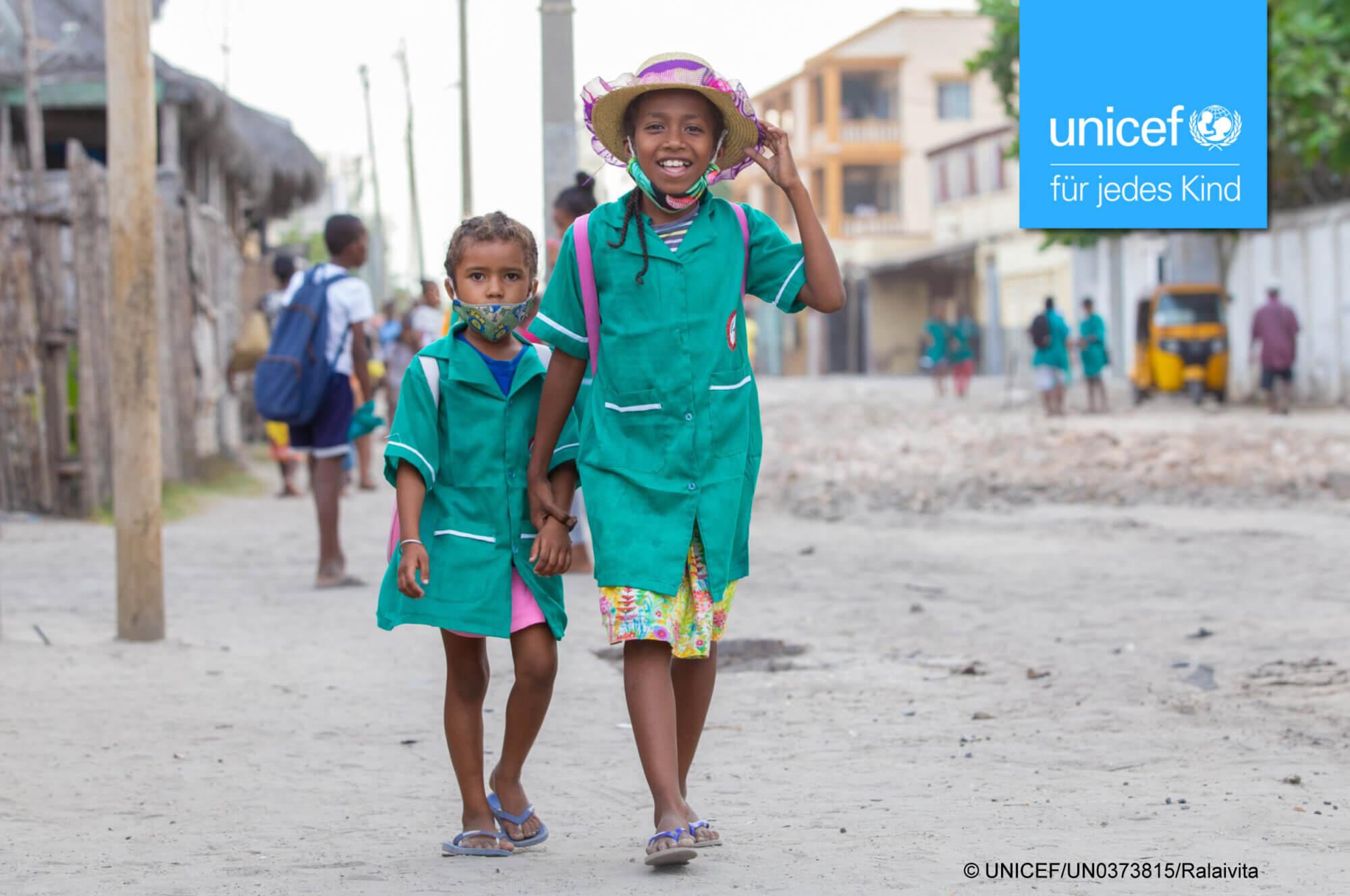 Bildung trotz COVID-19 in Madagaskar