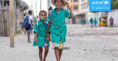 """Course de l'Unicef 2021 – """"Courir pour des élèves dans le besoin"""""""