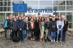DFG-Erasmus-Team 2019