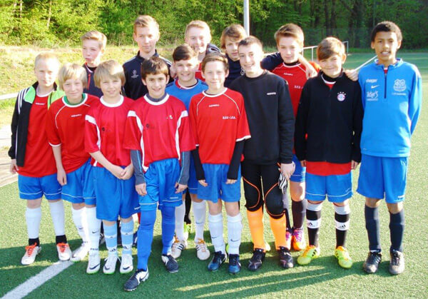 Zwischenrunde Fußball Jugend trainiert für Olympia WK 3 (Jahrgänge 2000/2001)
