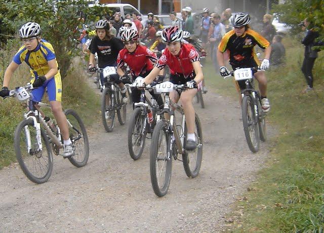 Mountainbike-Schulmeisterschaften 2009