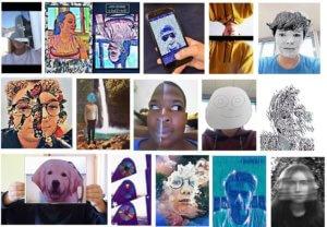 """Webseite """"Bildende Kunst am DFG"""""""