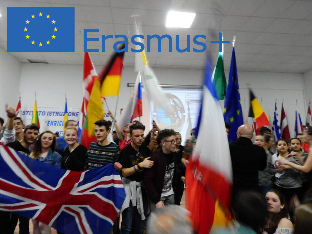 Erasmus+ kick-off meeting with partner schools from Finland, Greece and Spain