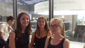 Tageslehrfahrt nach Frankfurt