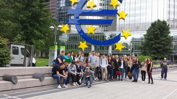 Tagesausflug nach Frankfurt am 30. Juni 2016