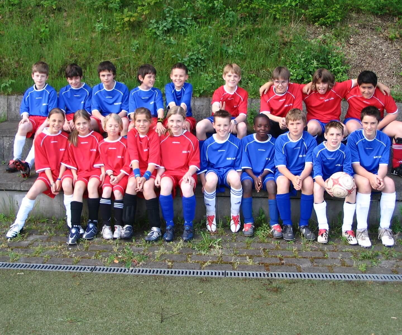 Inscription pour « Jugend trainiert für Olympia » – football