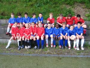 Jugend trainiert für Olympia - Fußball