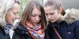 DFG-Schüler in Trier: Schnitzeljagd auf bolivianisch