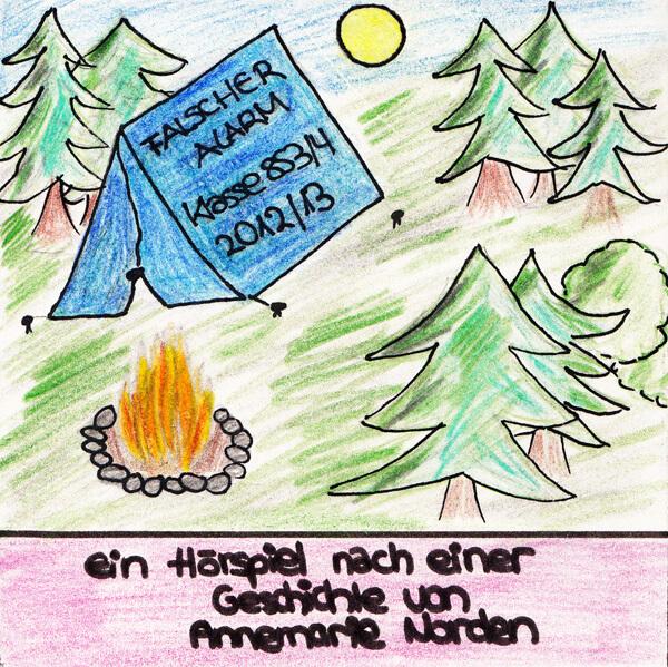 """Hörspiel """"Falscher Alarm"""""""