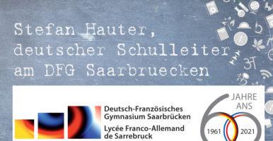Vorstellung des neuen Schulleiters Stefan Hauter