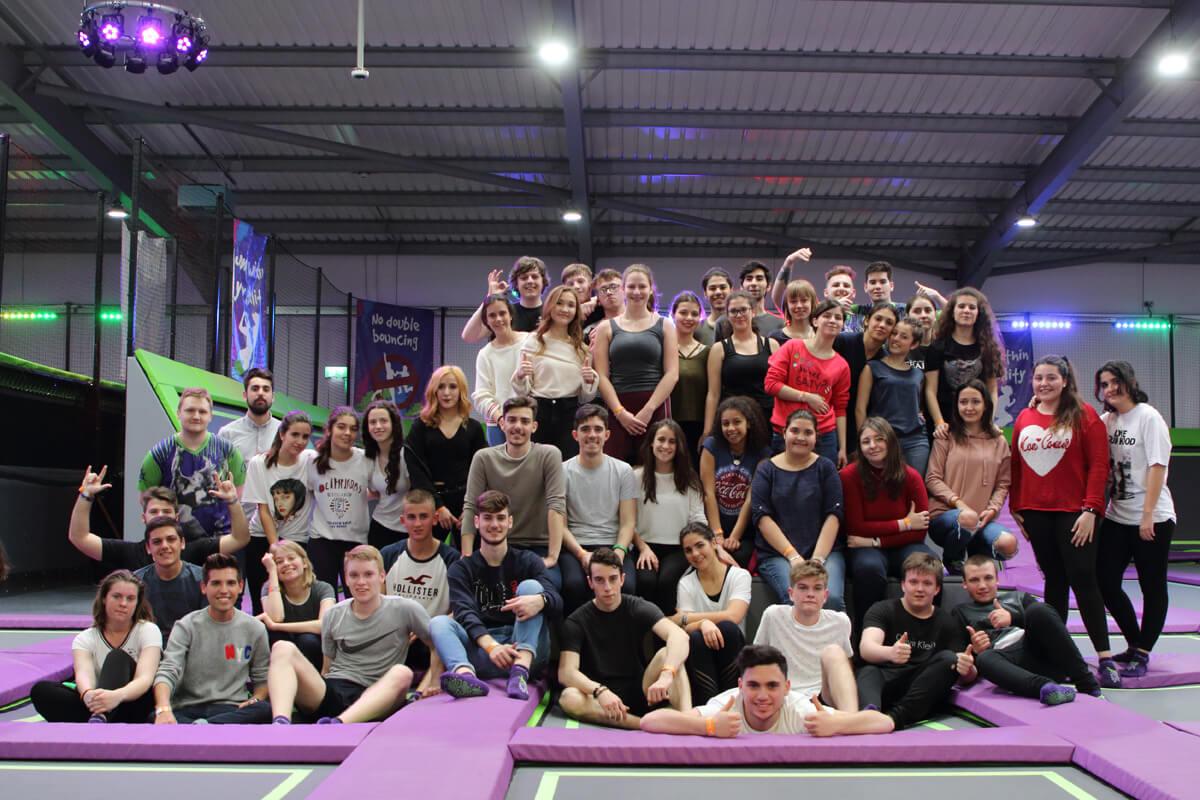 Erasmus+Austausch: DFG-Schüler in Lancaster