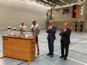 11. Internationale DFG-Olympiade 2018