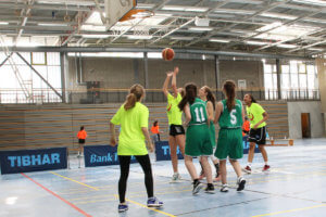 DFG-Olympiade 2018 - Streetball