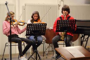 DFG-Ensemblekonzert 2018