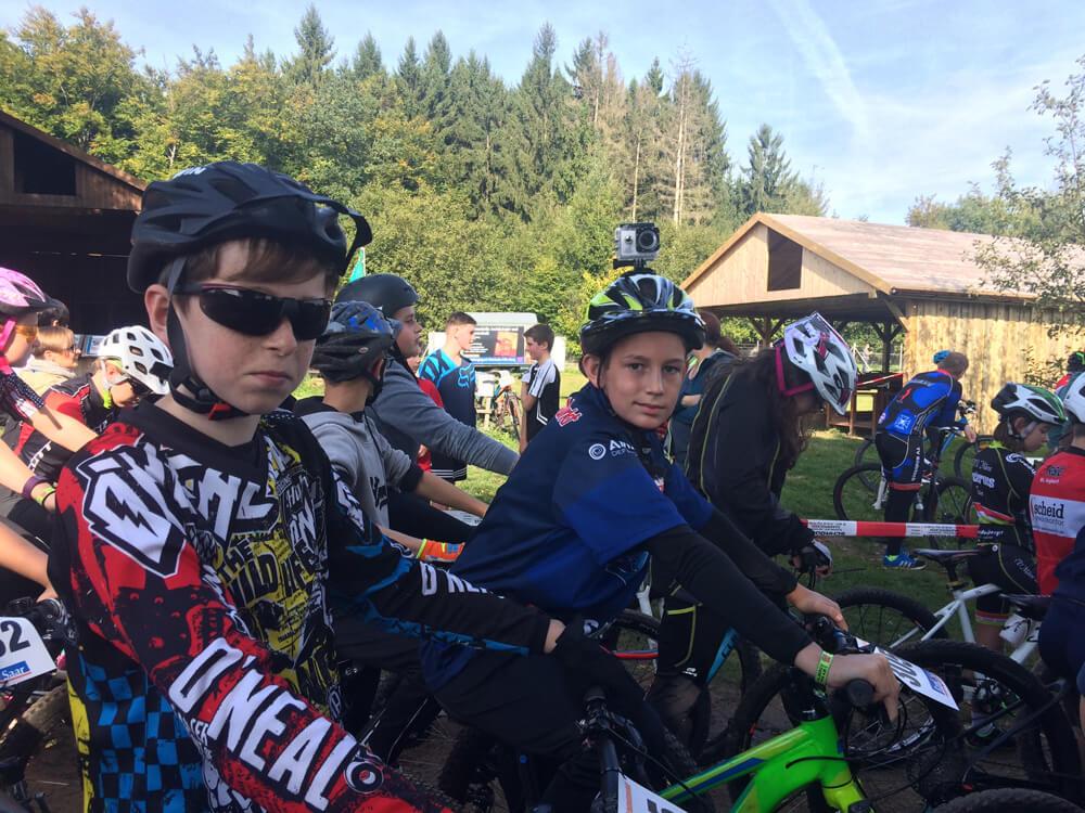 Mountainbike-Schulmeisterschaft 2017