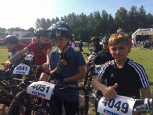 Mountainbike-Schulmeisterschaften 2017