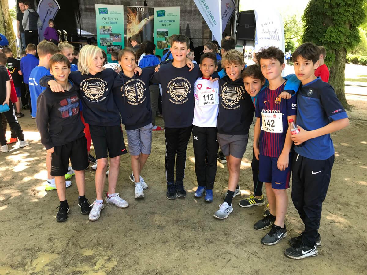 Succès du LFA aux championnats de course inter-établissements scolaires édition 2019