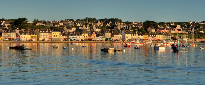 Deutsch-französisches Ferienlager in der Bretagne