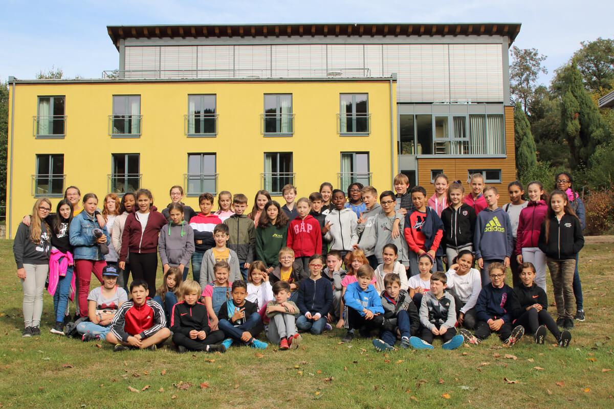 Journées pédagogiques de découverte des classes 6a et 6ème f