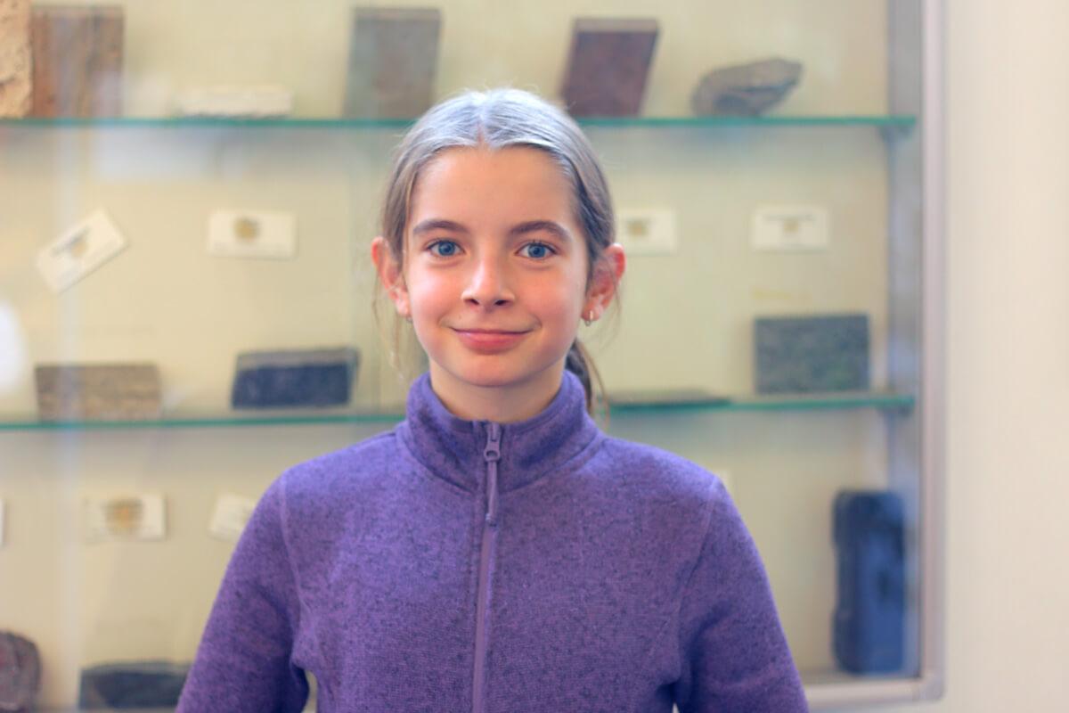 Lucie Dima lauréate au concours annuel Plumier d'Or édition 2019