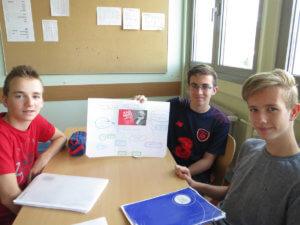Projet Karl Marx des classes 8S1 et 8SL