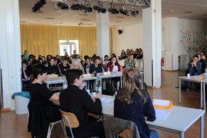 English Debating Contest 2019