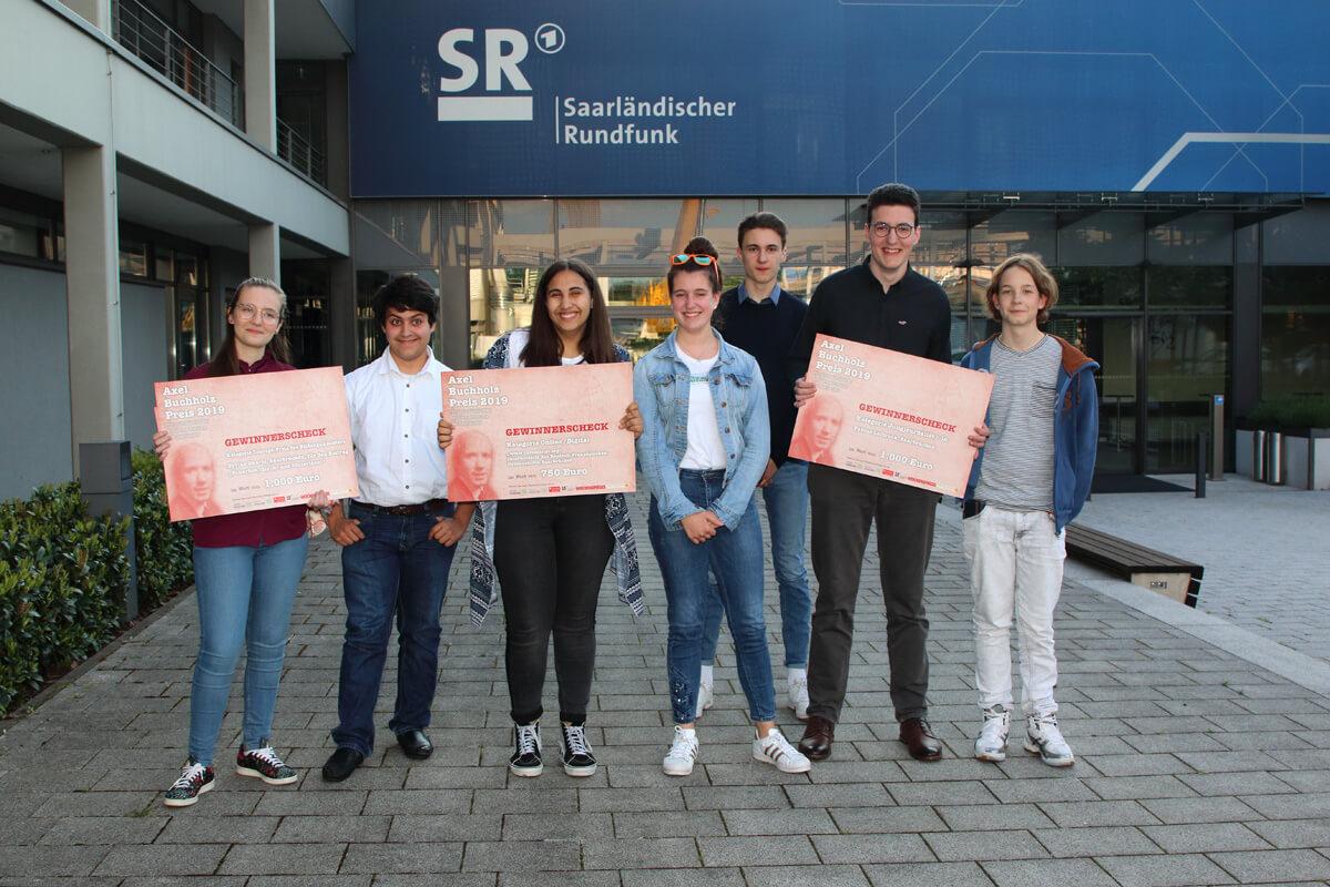 Dreifachsieg für Camäléon beim Axel Buchholz Preis 2019