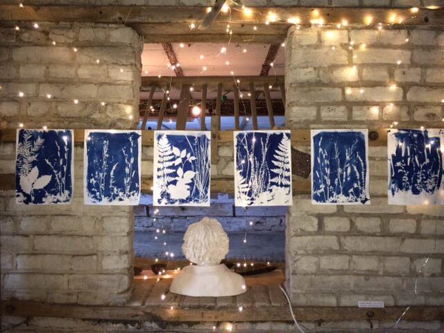 Kunstausstellung von Seconde-Schülern im Elsass