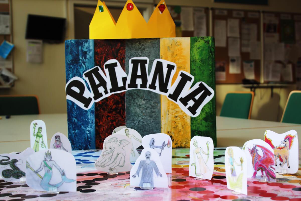 Palania – Fantasy-Brettspiel der Créatelier-AG