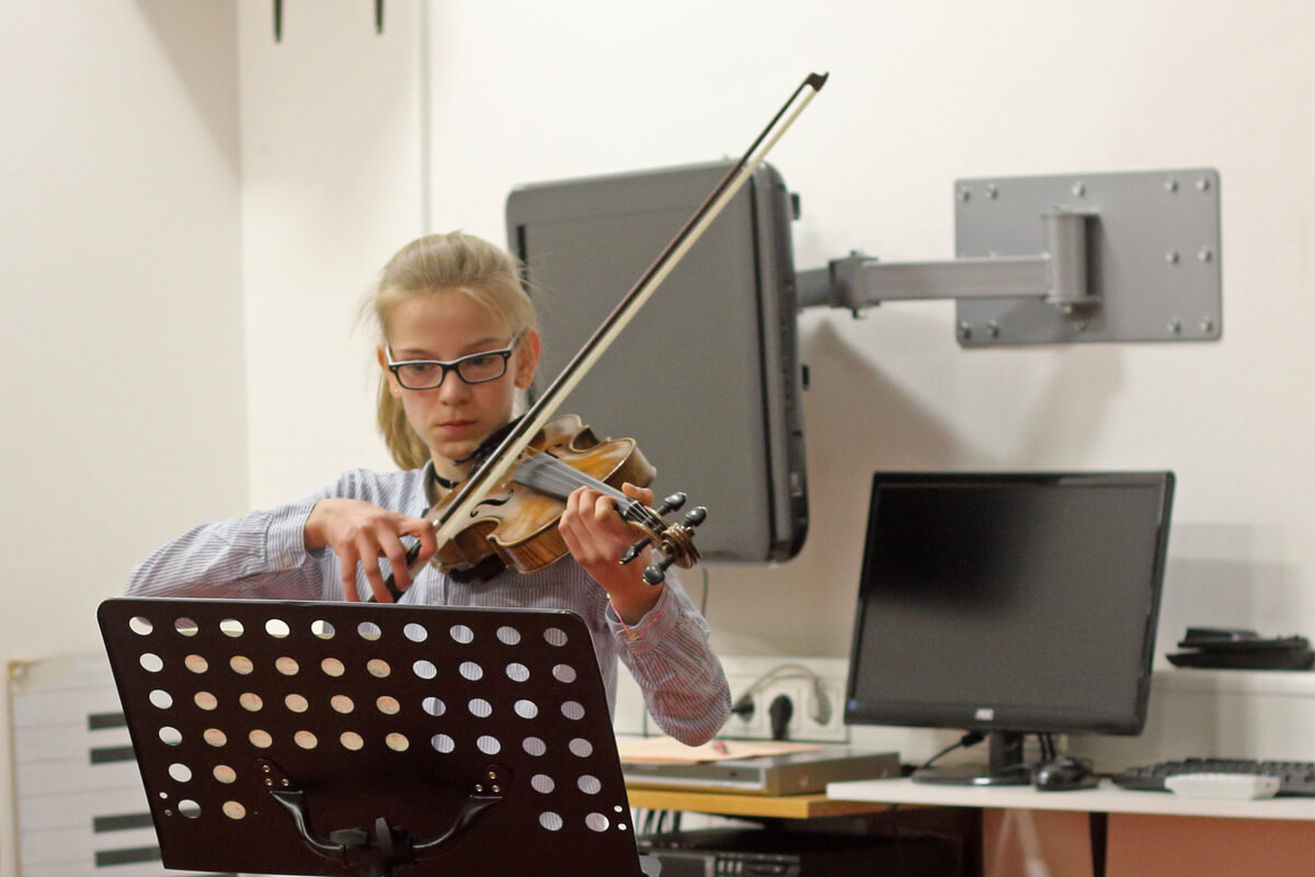 Wunderbare Klänge beim DFG-Solistenkonzert