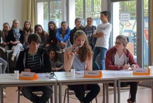 Debating Contest 2017