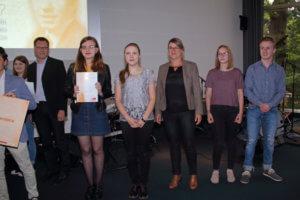 "Axel Buchholz-Preis 2017 für ""C'est la vie"""
