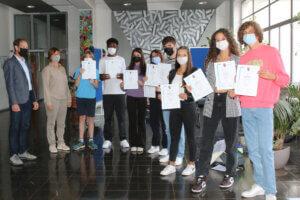 DFG-Gewinner*innen beim Bundeswettbewerb Fremdsprachen 2020/21