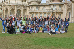 Day 5: Brighton & Royal Pavilion