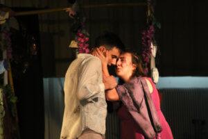White Horse Theatre - A Midsummer Night's Dream am DFG Saarbrücken