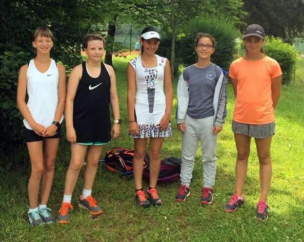 DFG-Mädchenteam Vize-Landesmeister