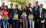 Lesende Schule 2013 (Foto: www.saarland.de)
